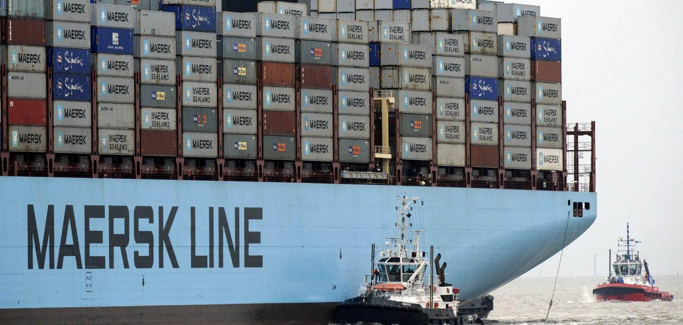 Maersk calcula que el ciberataque le costó entre 171 y 256 millones de euros.